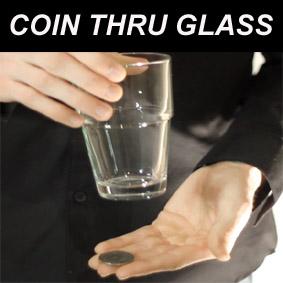 Münze Durch Flasche Zaubertrick Mit Erklärung