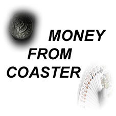 Money from Coaster