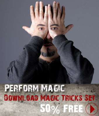 Download Magic - Peform Magic with our Magic Tricks